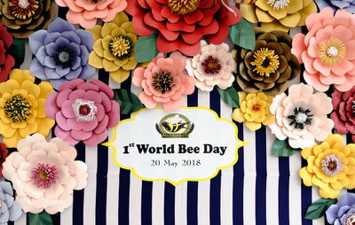 1st World Bee Day